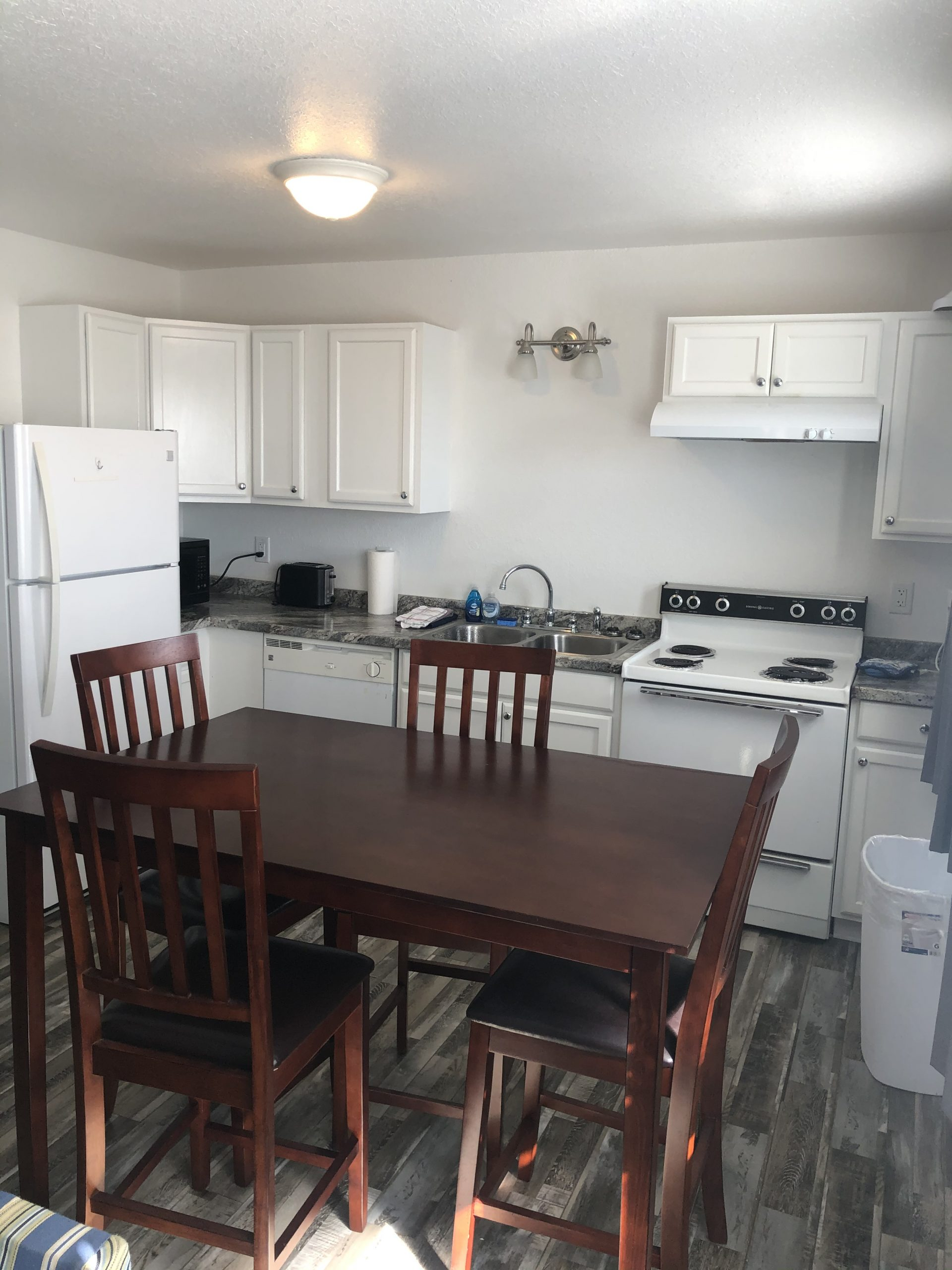 kitchen for people attending alcohol rehab in north carolina